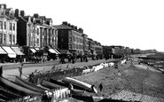 Blackpool, From The South Jetty 1890