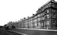 Blackpool, Lansdowne Crescent 1890