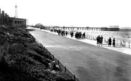 Blackpool, Lower Promenade, North Shore c.1955