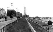 Blackpool, North Promenade 1906