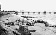 Blackpool, North Shore 1890