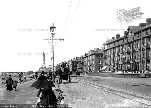Blackpool, South Shore 1901