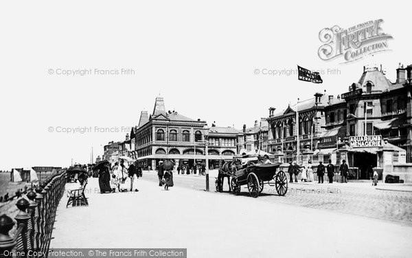 Blackpool, The Aquarium 1890