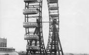 Blackpool, The Big Wheel 1896