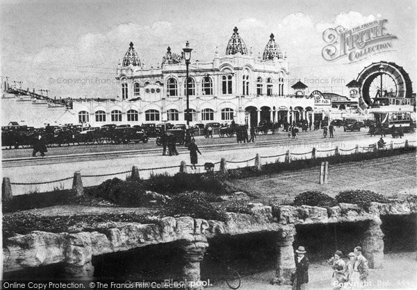 Blackpool, The Casino c.1935