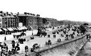 Blackpool, The Promenade 1906