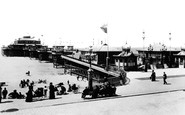 Blackpool, Victoria Pier 1894