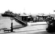 Blackpool, Victoria Pier 1901