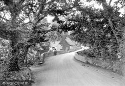 Blackpool, Village And Bridge 1918
