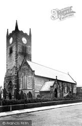 Blackrod, St Katharine's Church c.1955