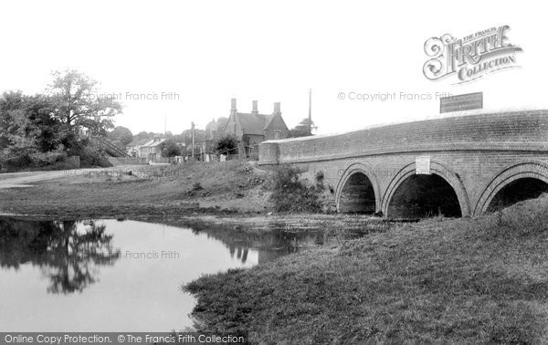 Blackwater, Bridge 1901