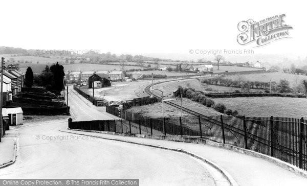 Blackwood, Foundry Hill c.1965