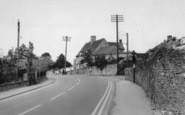 Bladon, Main Road c.1965