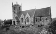 Bladon, St Martin's Church c.1960