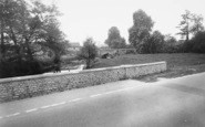 Bladon, The Old And New Folly Bridge c.1960