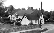 Bladon, the White Horse c1960