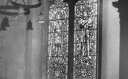 Bladon, The Window In Memory Of Ivor Charles Spencer-Churchill, St Martin's Church c.1960