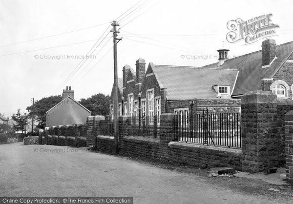 Blaenau, Council School 1937