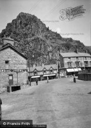 Bwlch Gwynt Rock 1955, Blaenau Ffestiniog