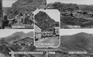 Blaenau Ffestiniog, Composite c.1955
