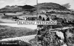 Composite c.1960, Blaenau Ffestiniog