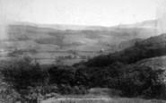 Blaenau Ffestiniog, From Manod 1903
