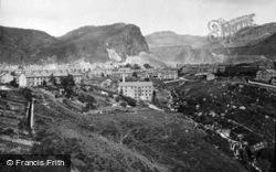 From Pen Bank c.1930, Blaenau Ffestiniog