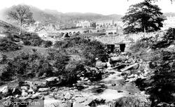 Blaenau Ffestiniog, General View 1903