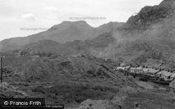 General View 1955, Blaenau Ffestiniog