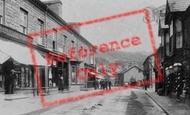Blaenau Ffestiniog, High Street 1903