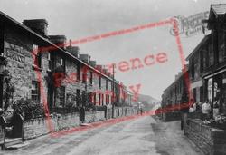 Blaenau Ffestiniog, Manod Road 1903