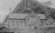 Blaenau Ffestiniog, St David's Church 1901
