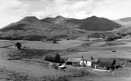 Blaenau Ffestiniog, The Moelwyns 1961