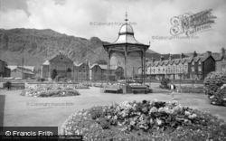The Park 1961, Blaenau Ffestiniog