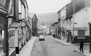 Blaenavon, Broad Street c1955