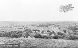 Blaenavon, Capel Newyddand Coed-Cae c.1955