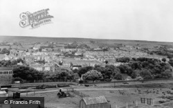 Blaenavon, General View c.1955