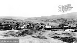 Blaenavon, The Eastern Valley c.1955