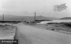 Blaenavon, View Of Blackmountains And Sugar Loaf c.1955