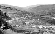 Blaengarw, View From Pwll Carn c.1955