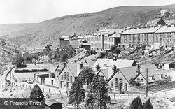 Blaengwynfi, General View c.1960