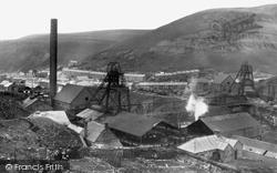Blaengwynfi, Western Colliery 1938