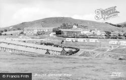 Blaina, General View c.1955