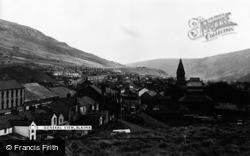 Blaina, General View c.1960