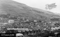 Blaina, General View From East c.1960