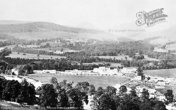 Blair Atholl, 1890