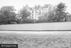 Blair Castle 1949, Blair Atholl
