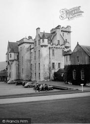 Blair Castle 1952, Blair Atholl
