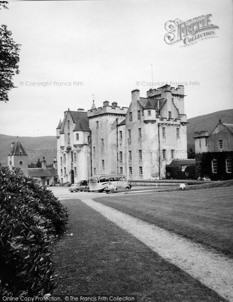 Blair Atholl, Blair Castle 1952