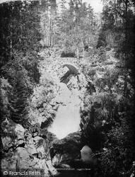 The Falls c.1900, Blair Atholl
